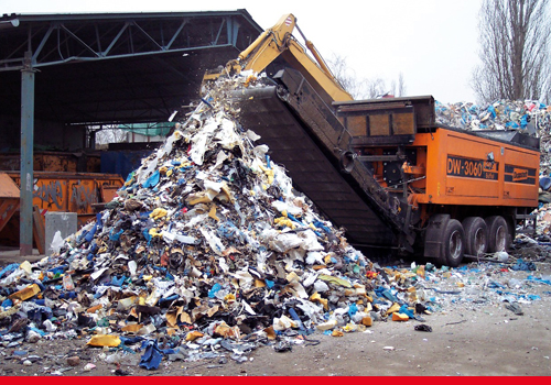 Waste management solutions home